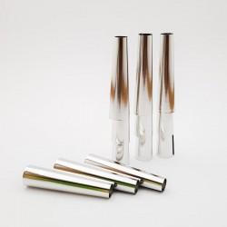 Forma metal pentru rulouri - set 12 bucati mici