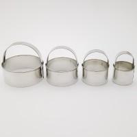 Decupator metal - set 4 bucati
