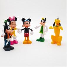Figurine pentru tort - ''Clubul lui Mickey''