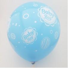 Set 10 baloane - ''baby boy''