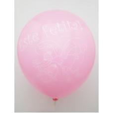 Set 10 baloane - ''este fetita''