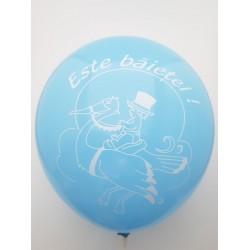 Set 10 baloane - ''este baietel''
