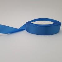 Rola saten 2 cm - albastru deschis