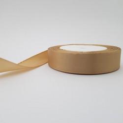 Rola saten 2 cm - cappuccino