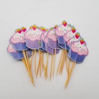 Scobitori - ''Briose'' pentru candy-bar