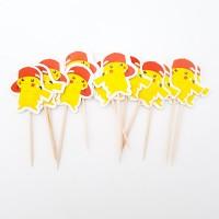 Scobitori - ''Pikachu'' pentru candy-bar