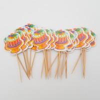 Scobitori - ''Tort'' pentru candy-bar