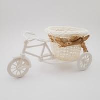 Bicicleta ornamentala plastic