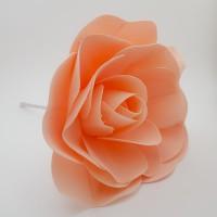 Floare spuma 20 cm - somon