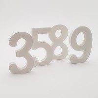 Cifre lemn