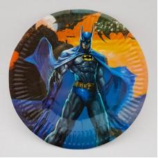Set 10 farfurii carton - ''Batman''