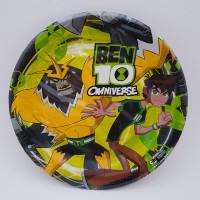 Set 10 farfurii carton - ''Ben 10''