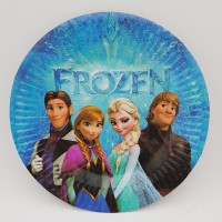 Set 10 farfurii carton - ''Frozen''