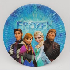 Set 10 farfurii carton - ''Frozen''