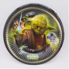Set 10 farfurii carton - ''Star Wars''