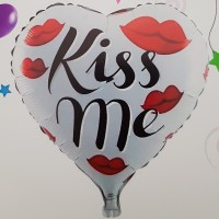 Balon folie - ''Kiss Me''