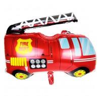 Balon folie Masina de pompieri