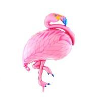 Balon folie Flamingo jumbo