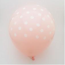Set 20 baloane pastel - buline