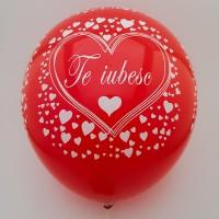 Set 20 baloane - ''te iubesc''