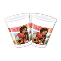 Set 8 pahare unica folosinta 200 ml - ''Elena of Avalor''