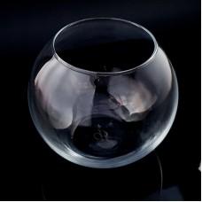 Bol ornamental sticla - ''botanica''
