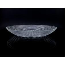 Farfurie rotunda sticla - ''generation''