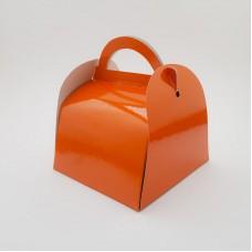 Cutie prajitura 12 x 12 cm - portocalie