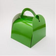 Cutie pajitura 12 x 12 cm - verde