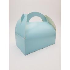 Cutie prajitura 17x10 albastru