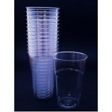 Pahare unica folosinta cristal 300 ml