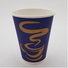 Pahare unica folosinta carton cafea 7 oz - 8 oz ( 207 ml - 236 ml)