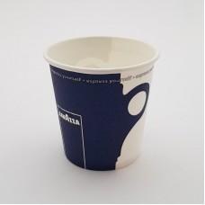Pahare unica folosinta carton ''lavazza'' 4 oz (118 ml)