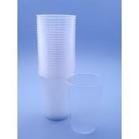 Pahare unica folosinta transparente 300 ml