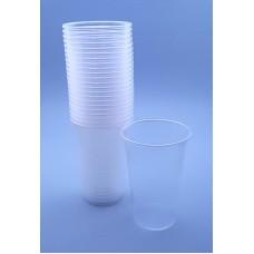 Pahare unica folosinta transparente 400 ml