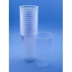 Pahare unica folosinta transparente 502 ml