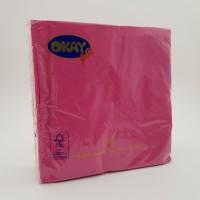 Servetele 2 straturi cyklamen