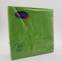 Servetele 2 straturi kiwi