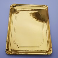 Tavite dreptunghiulare aurii