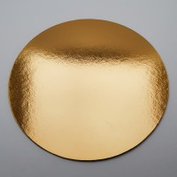 Discuri rotunde aurii 22-38 cm