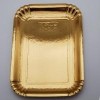 Tavite dreptunghiulare aurii plus