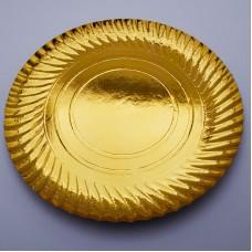 Tavite rotunde aurii 21-35 cm