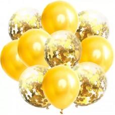 Baloane cu confetti