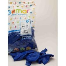 Baloane latex 26 cm - albastru